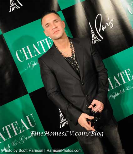 Mike Sorrentino at Chateau Nightclub