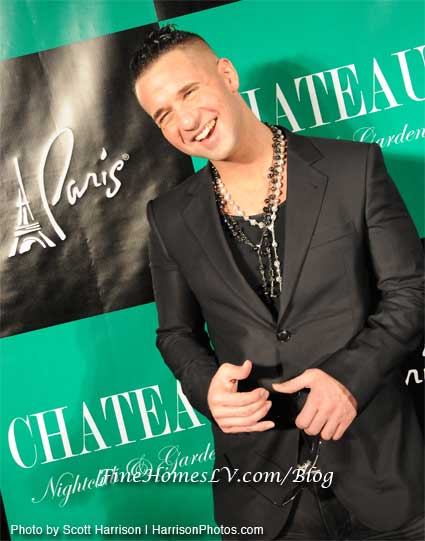 Mike Sorrentino at Chateau