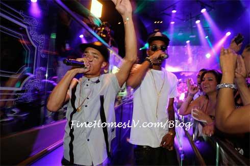 New Boyz at Chateau Nightclub