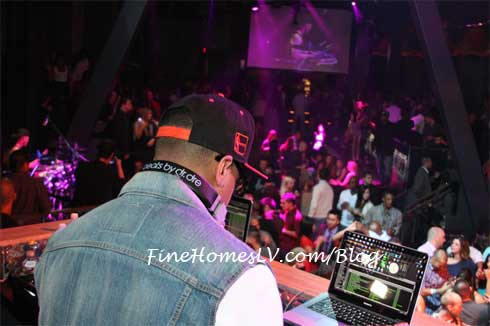 N.I.C. at Chateau Nightclub