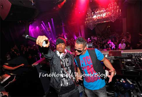 Nick Cannon and Mike 'The Situation'