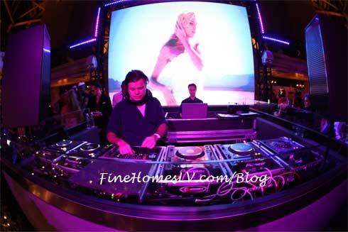 DJ Paul Oakenfold Spins At Chateau Nightclub