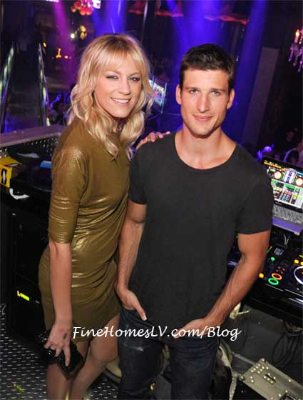Parker Young and Brit Morgan