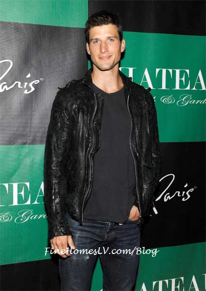 Parker Young on The Red Carpet
