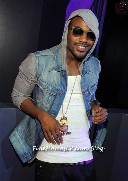 Ray J at Chateau Nightclub