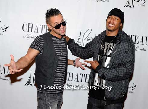The Situation and Nick Cannon