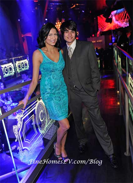 Tinsel Korey and Kiowa Gordon