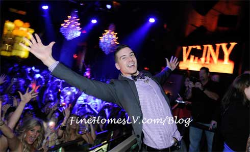 Vinny Guadagnino at Chateau Nightclub
