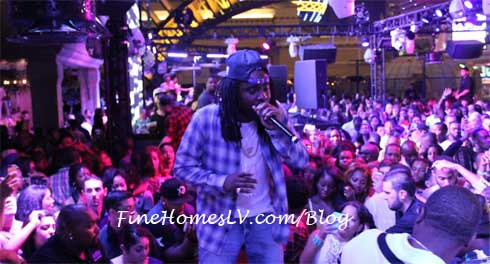 Wale at Chateau Nightclub Las Vegas