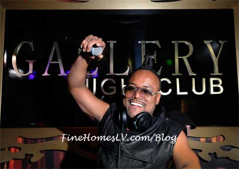 Apl.de.ap at Gallery Las Vegas Nightclub