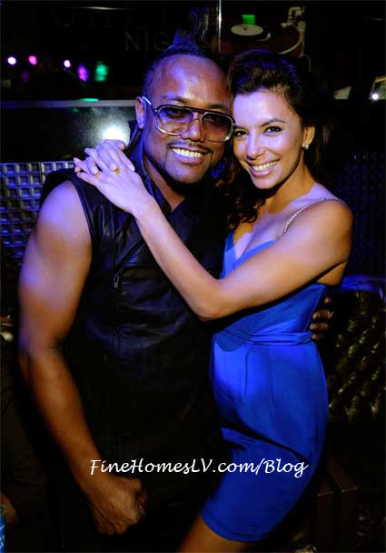 Eva Longoria and Apl.de.ap