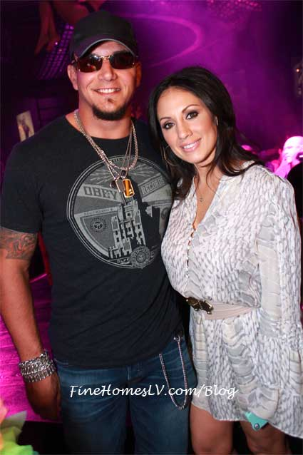 Frank Mir and Wife