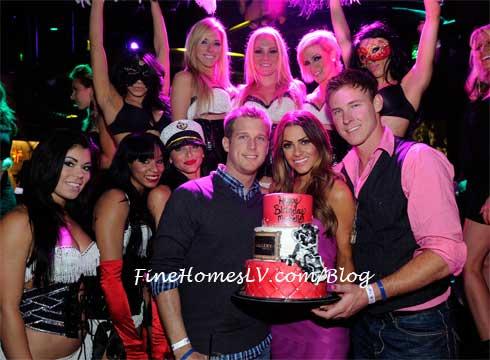William Holman, Michelle Money and Kasey Kahl at Gallery Nightclub