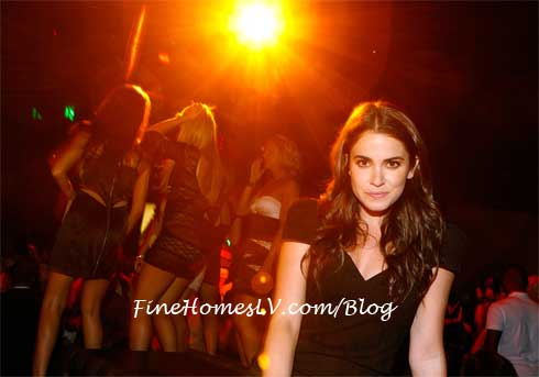Nikki Reed At Gallery Nightclub