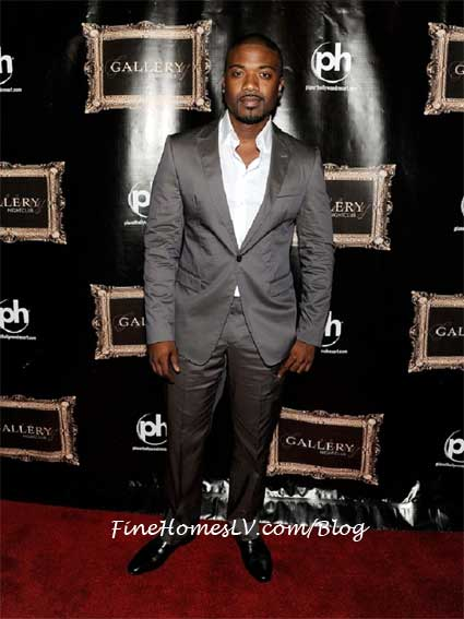 Ray J at Gallery Nightclub