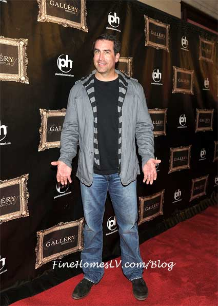 Rob Riggle at Gallery Nightclub