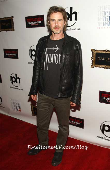 Sam Trammell at Gallery Nightclub