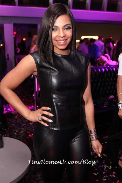 Ashanti at Ghostbar Las Vegas