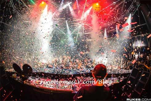 deadmau5 at Hakkasan Las Vegas