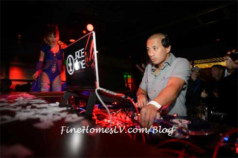DJ Jace One at Ling Ling