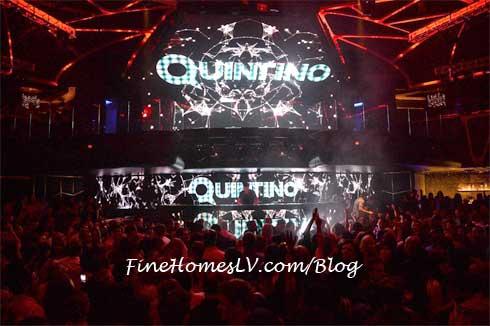 Quintino at Hakkasan Nightclub