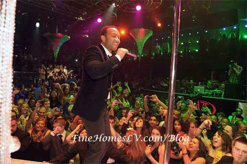 John Legend at HAZE