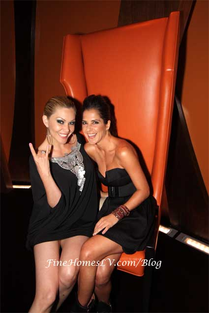 Kelly Monaco and Shanna Moakler