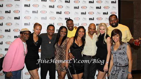 Michael Jordan Invitational Red Carpet at HAZE