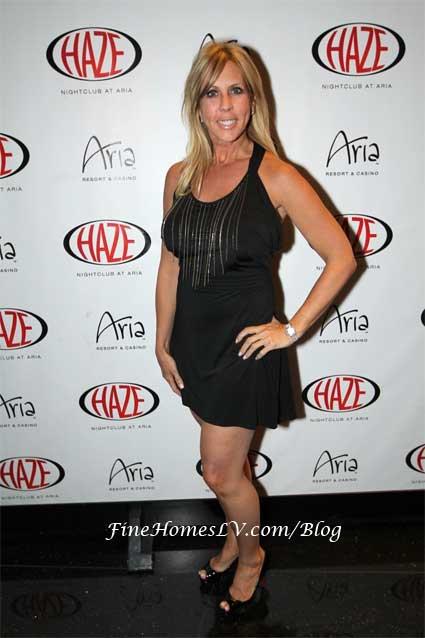 Vicki Gunvalson at HAZE