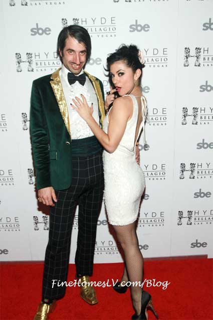 The Gazillionaire and Melody Sweets
