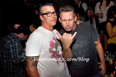 Harland Williams at Hyde Bellagio