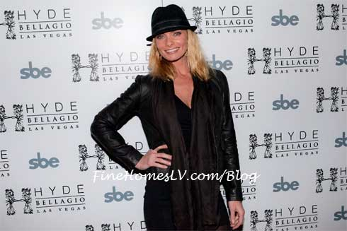 Jaime Pressly at Hyde Bellagio