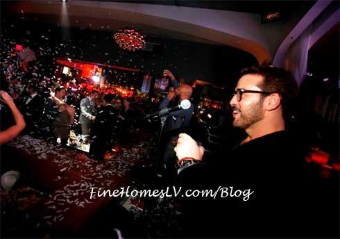Jeremy Piven at Hyde Las Vegas