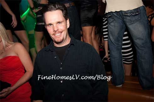 Kevin Dillon at Hyde Bellagio