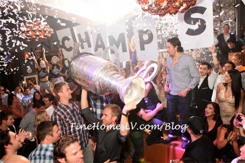 LA Kings and Stanley Cup