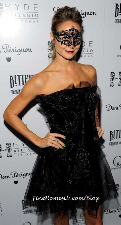Stacy Keibler at Hyde Bellagio Red Carpet