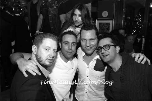 Tiesto and Friends at Hyde Bellagio