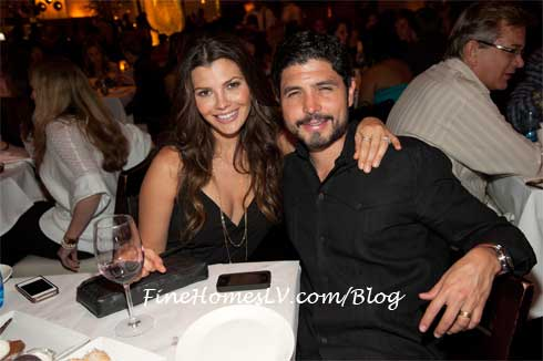 Ali Landry and Alejandro Monteverd