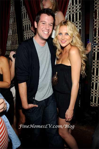Ben Lyons and Stephanie Pratt