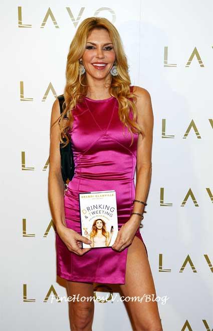 Brandi Glanville At LAVO