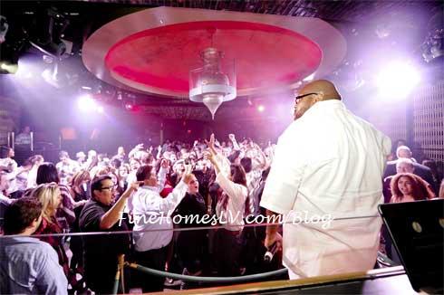 Chubb Rock at LAVO Las Vegas Nightclub