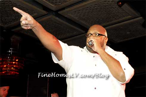 Chubb Rock at LAVO Nightclub