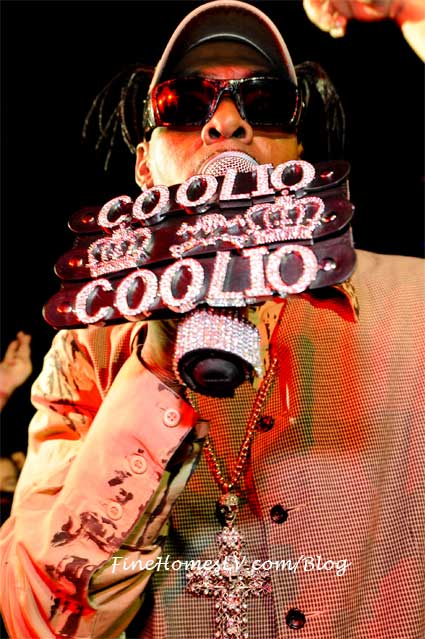 Coolio at LAVO