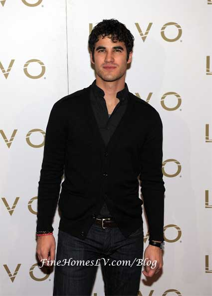 Darren Criss On The LAVO Red Carpet