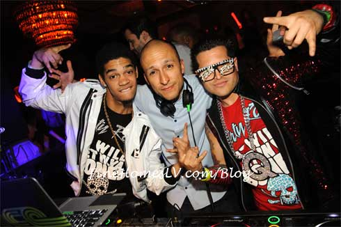 DJ Vice and Party Rock Crew
