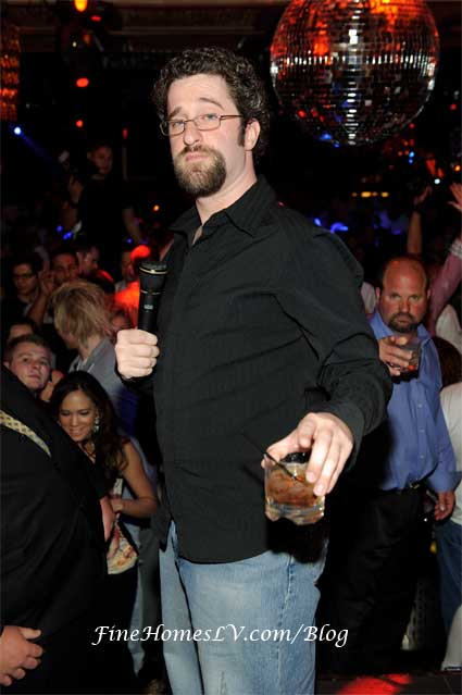 Dustin Diamond at LAVO