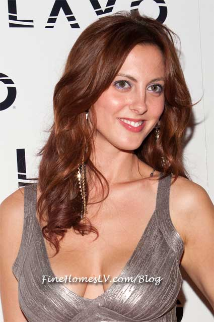 Eva Amurri On The Red Carpet At LAVO Las Vegas