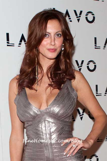 Eva Amurri at LAVO Nightclub