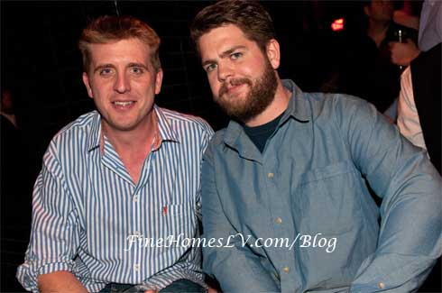 Jack Osbourne at LAVO