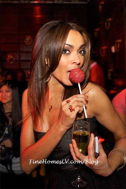 Jade Kelsall at LAVO